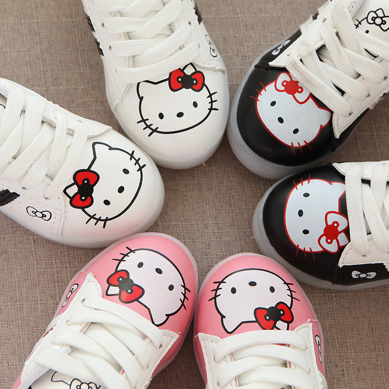 Cartoon Led Shoes