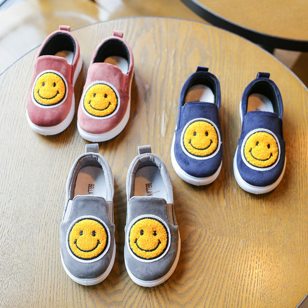 Smiley Loafers
