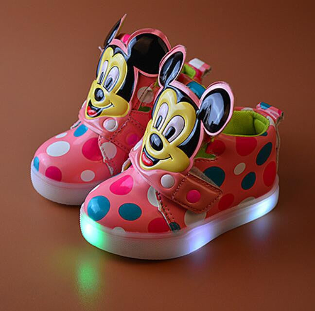 Mickey Mouse Shoes