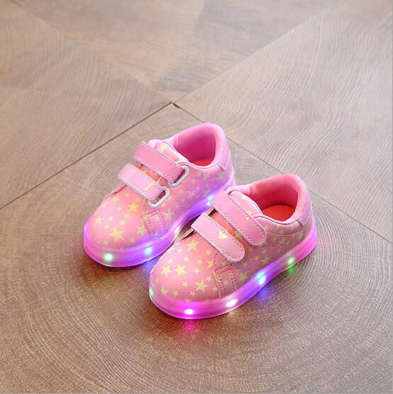 LED Star Shoes