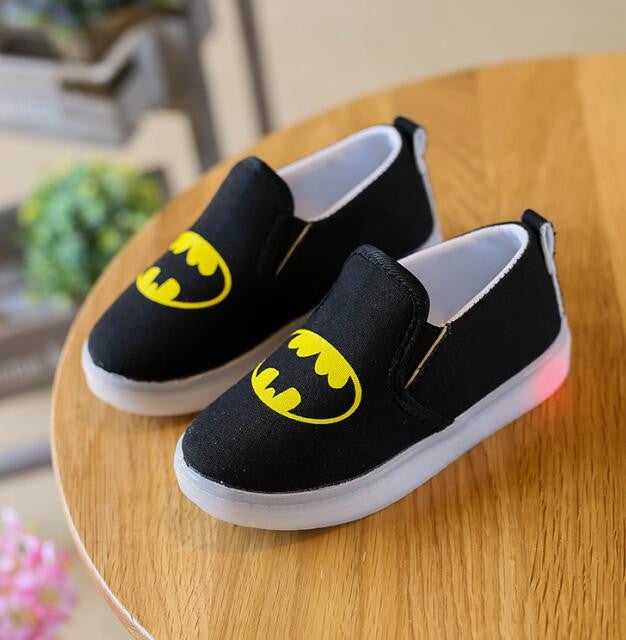 Superhero Led Loafers