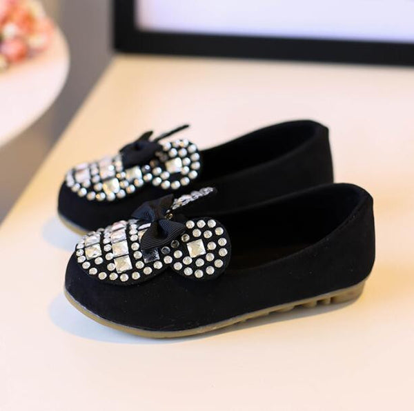 Bow Minnie Shoes