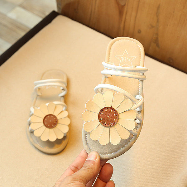 Flower Slippers