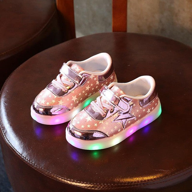 Luminous LED Shoes