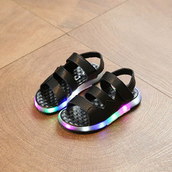Leather LED Sandals