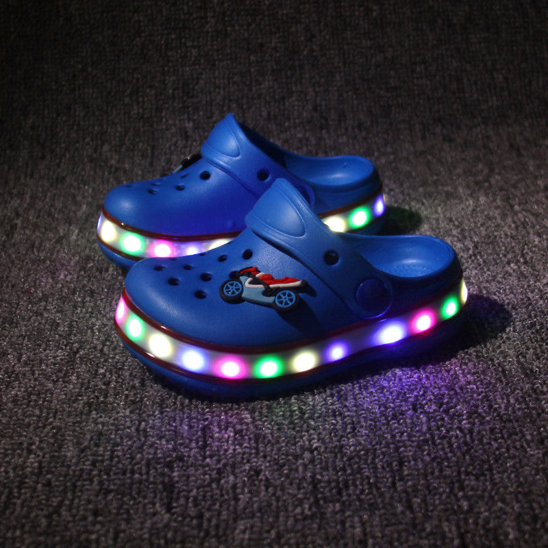 LED Clogs
