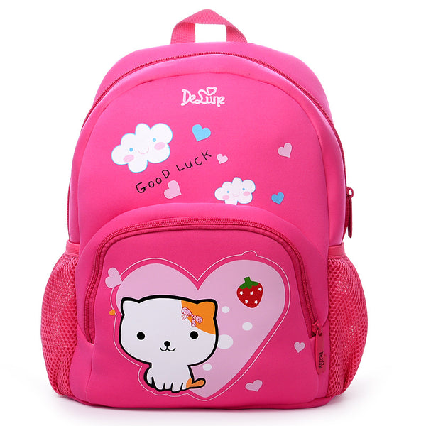 Kitty School Bag
