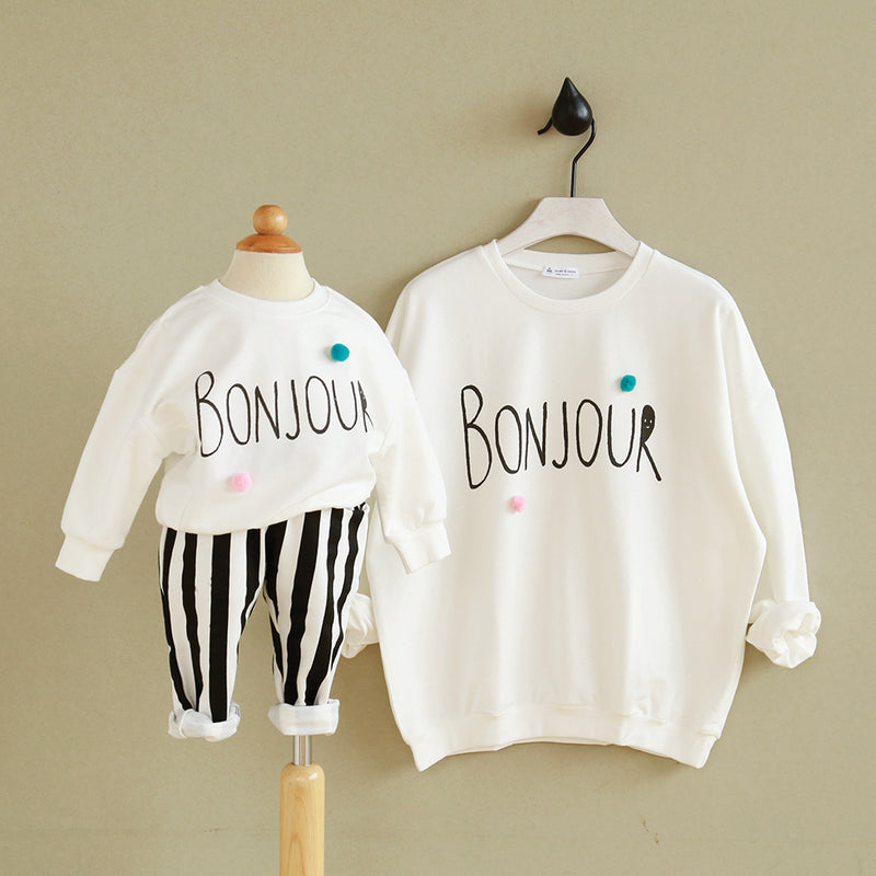 Bonjour Matching Outfit