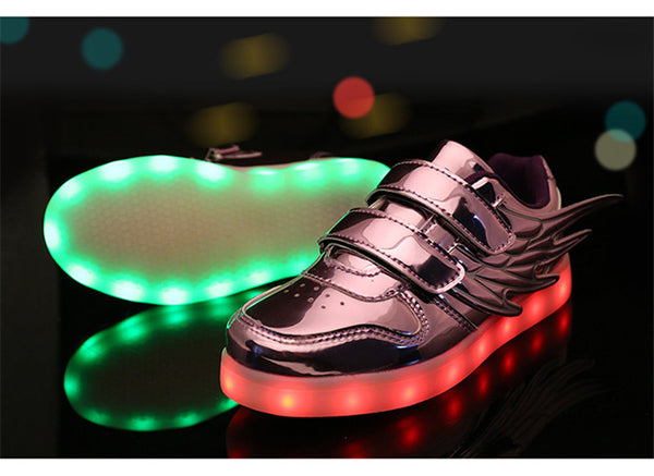 Baby Monk Led Shoes
