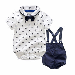 Bow T-Shirt Set