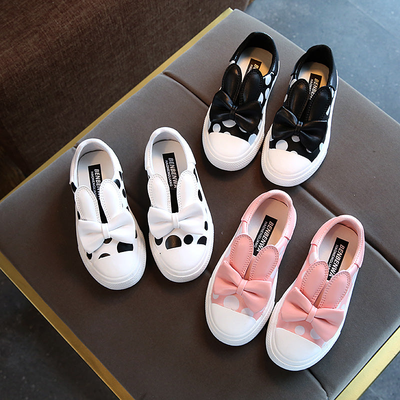 Cute Rabbit Loafers