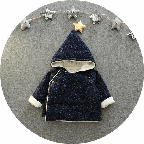 Star Hooded Winter Jacket