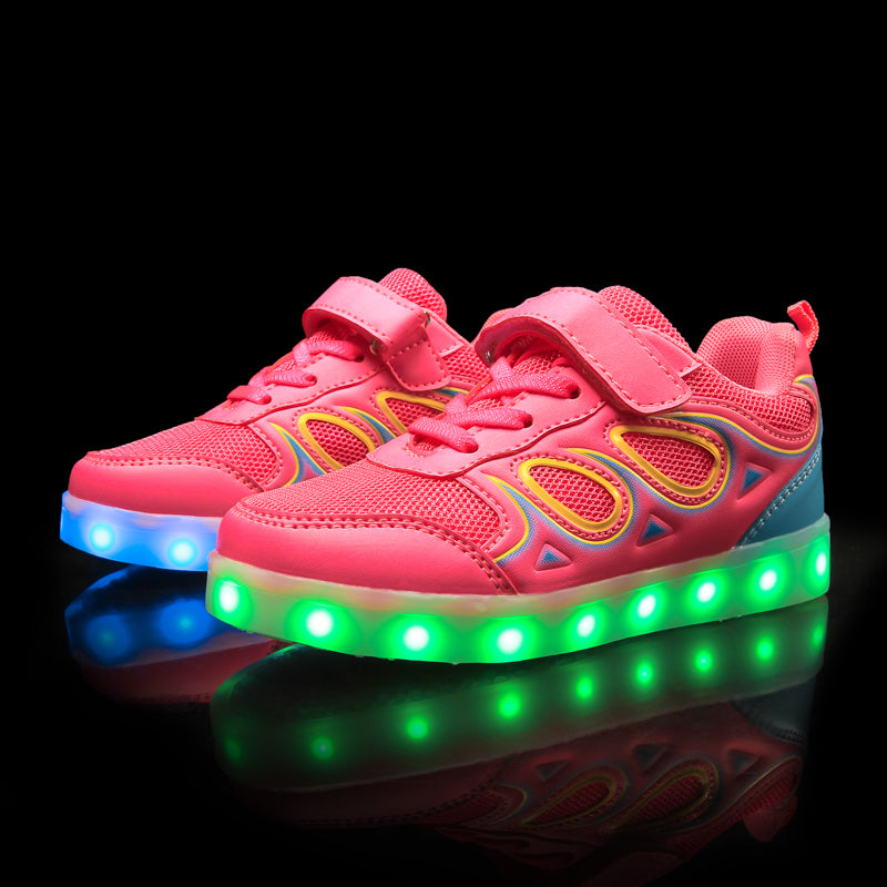 USB Charging Shoes