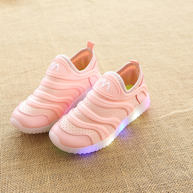 Candy Color LED Shoes