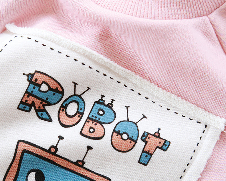 Robot Matching Outfit