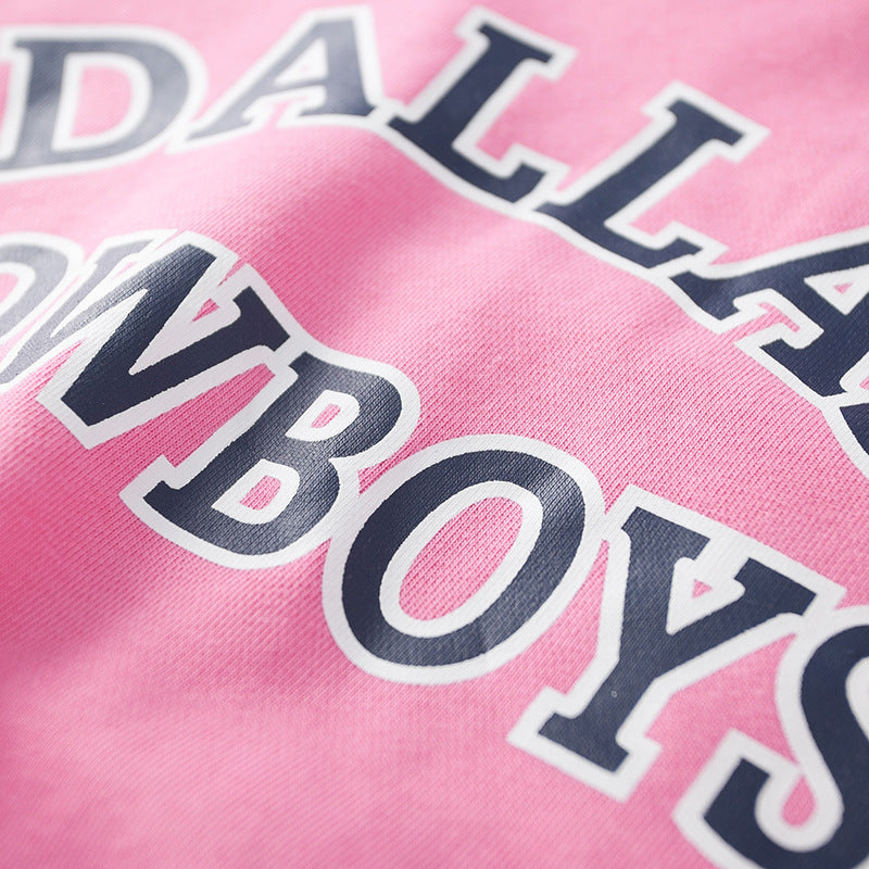 Dallas Cowboys Matching Sweatshirt