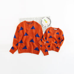 Orange Matching Set