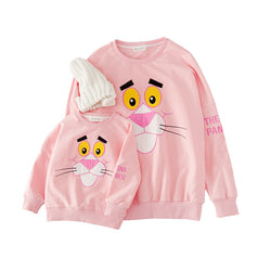 Pink Panther Matching Sweatshirt