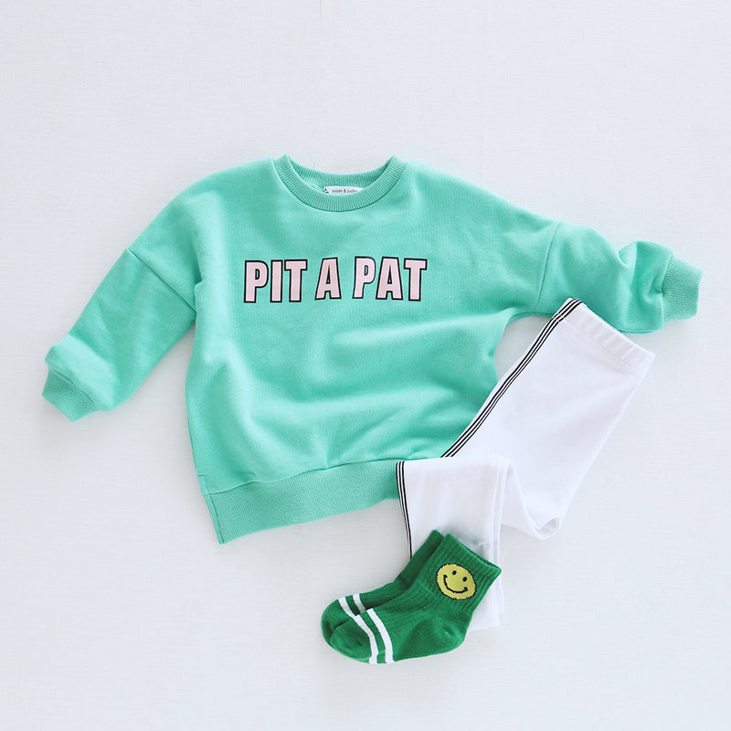 Pit A Pat Matching Outfit