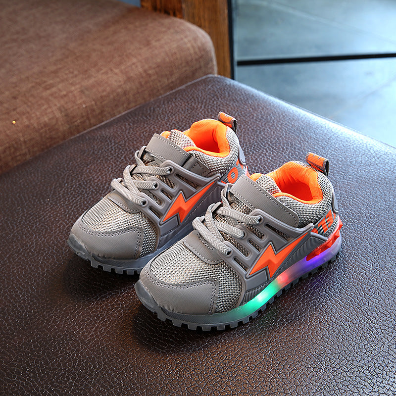 Sporty LED Sneakers
