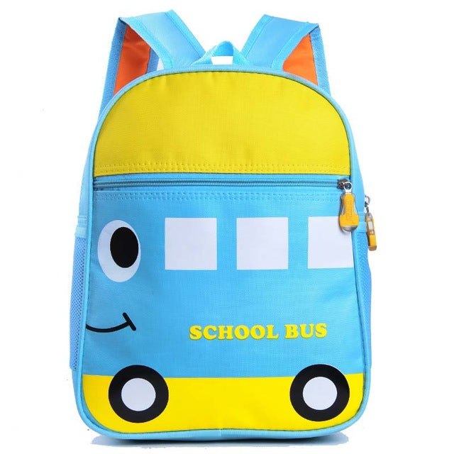 Animal School Bag