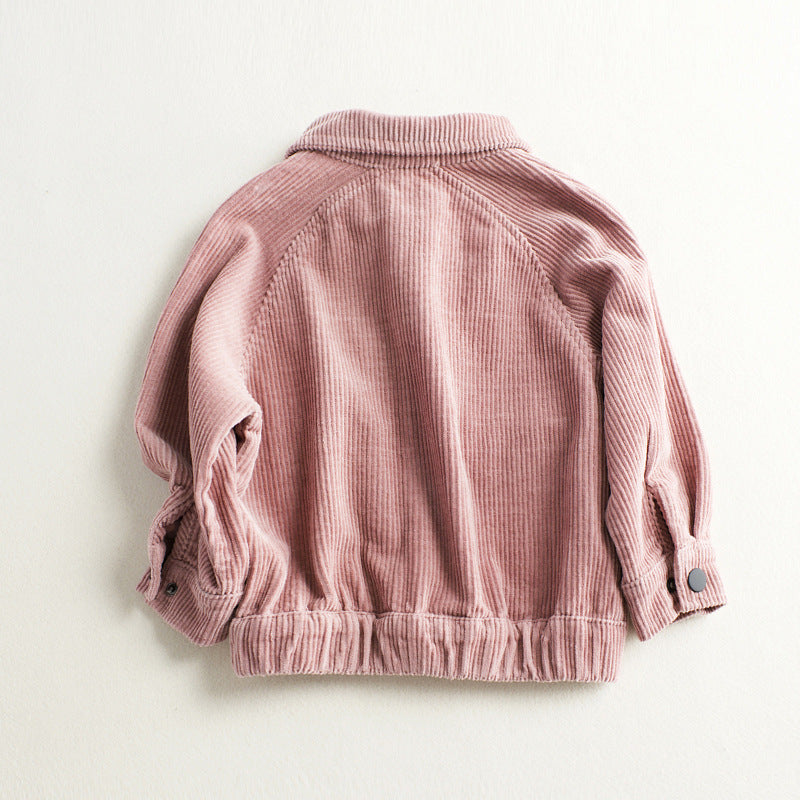 Corduroy Winter Jacket