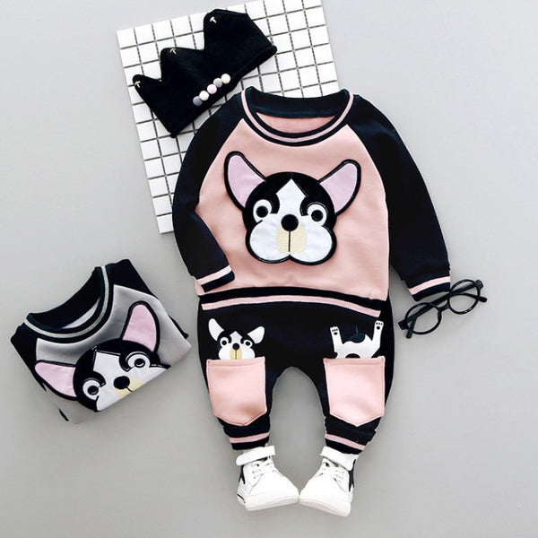 Cartoon Winter Set