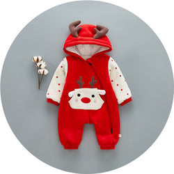 Reindeer Winter Jumpsuit