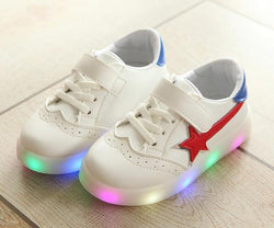 Shooting Star Led Shoes