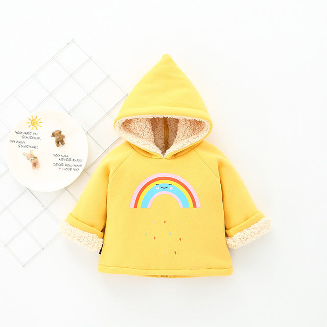 Cloud Hooded Sweatshirt