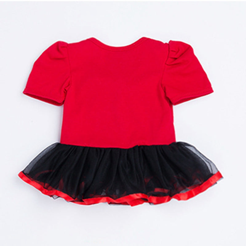 First Birthday Tutu Outfit for Baby Girls
