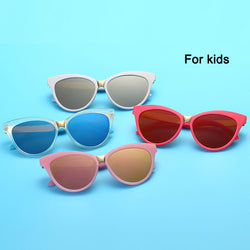 Cat Eye Translucent Sunglasses
