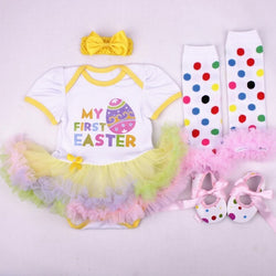 First Easter Tutu Dress