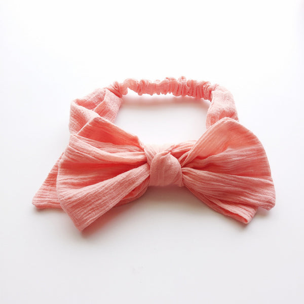 Big Bowknot Headband