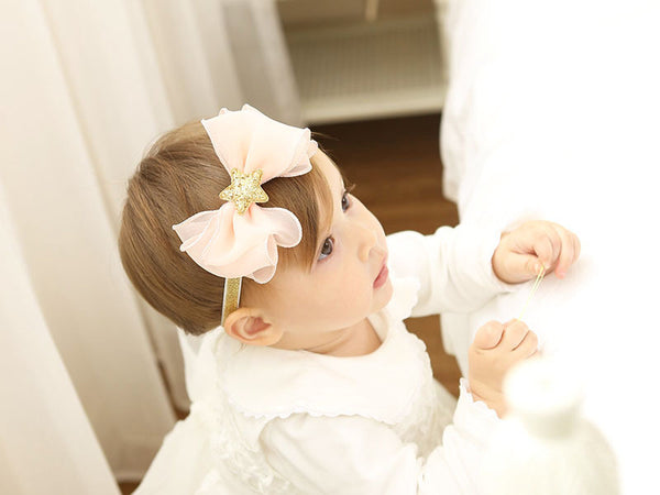 Star Bowknot Headband