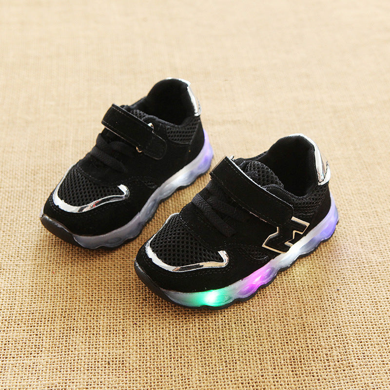 Glowing Baby LED Shoes