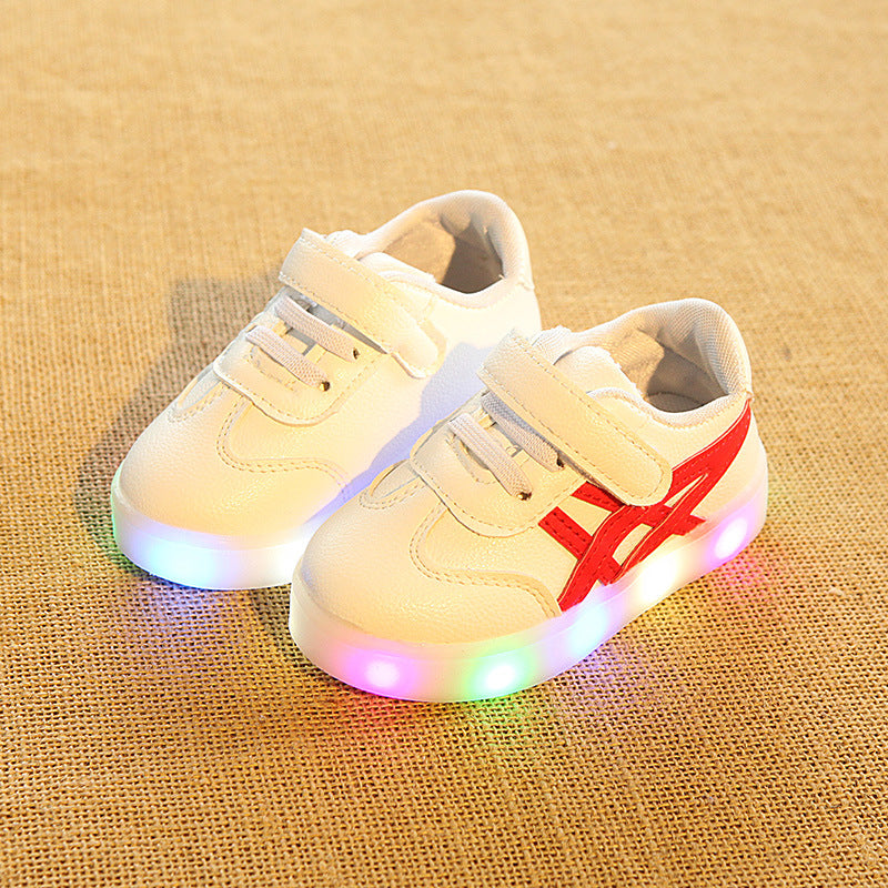 Stylish LED Casual Sneakers