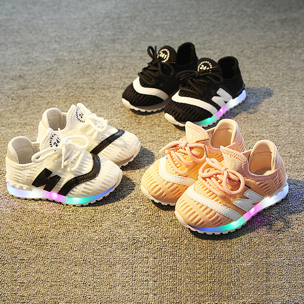 Baby LED Sneakers