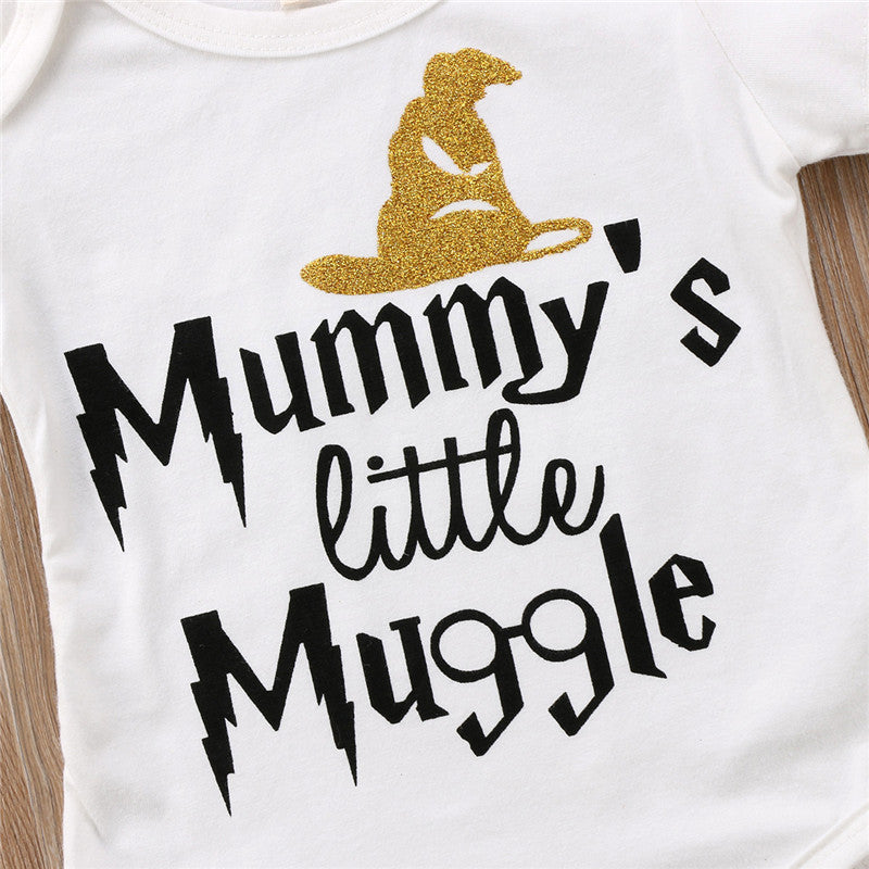 Mummy's Little Muggle Onesies