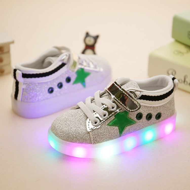 Star Led Sneakers
