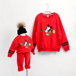 Mickey Mouse Matching Outfit