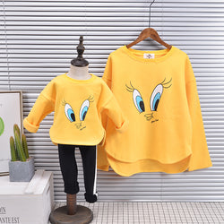 Tweety Matching Outfit