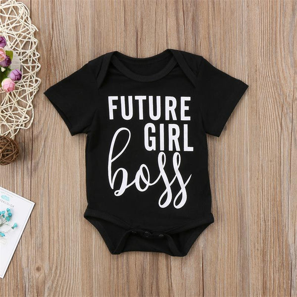 Future Girl Boss Onesies