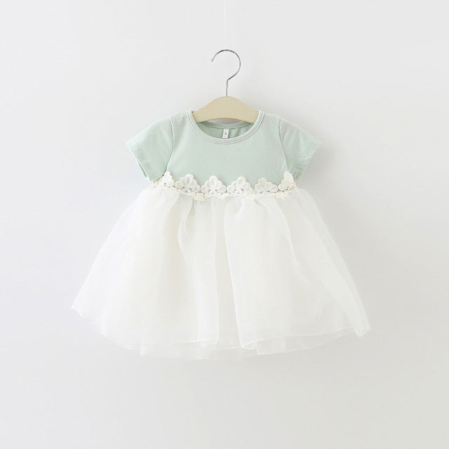 Bow Tutu Dress For Baby Girls