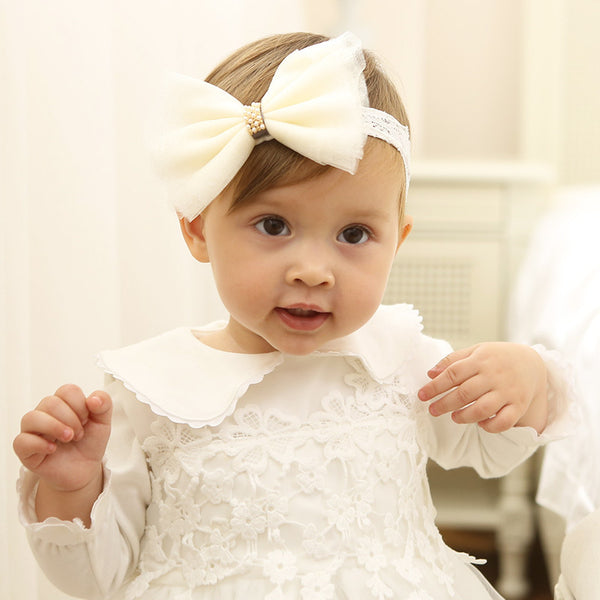 Big Bowknot Princess Headband