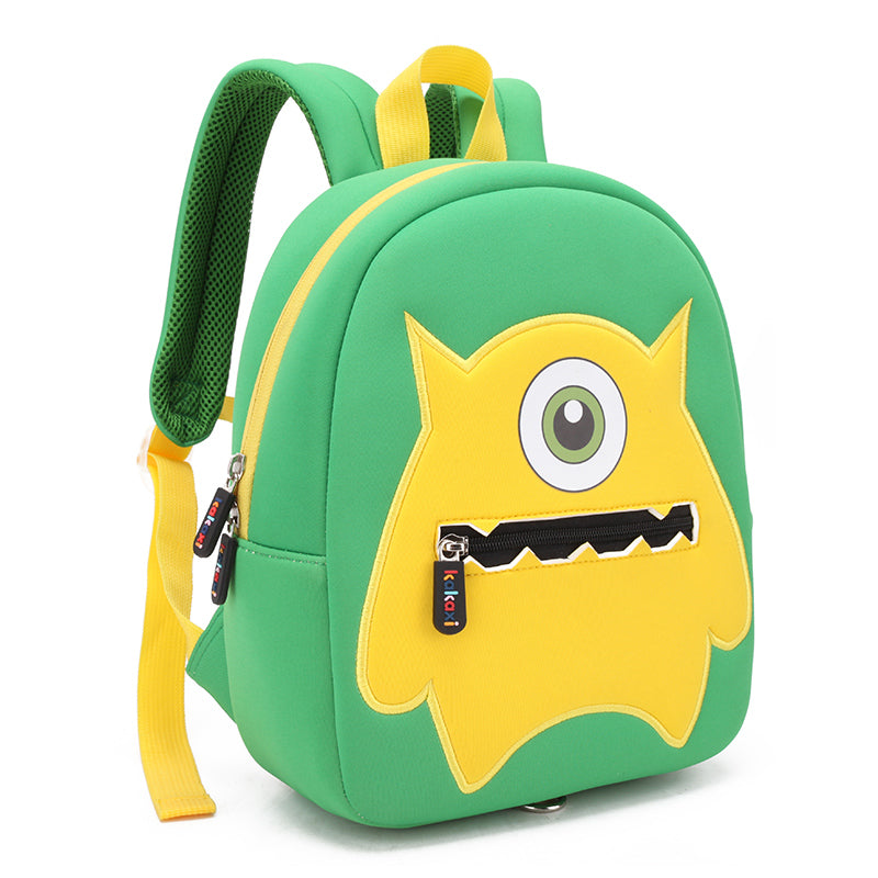 Monster Waterproof School Bag