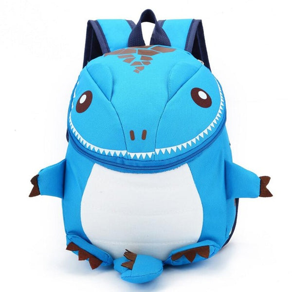 3D Dinosaur School Bag