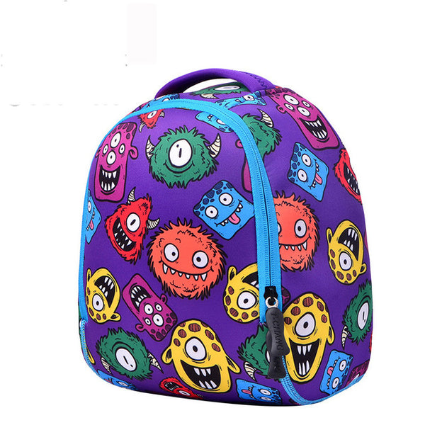 Monsters School Bag