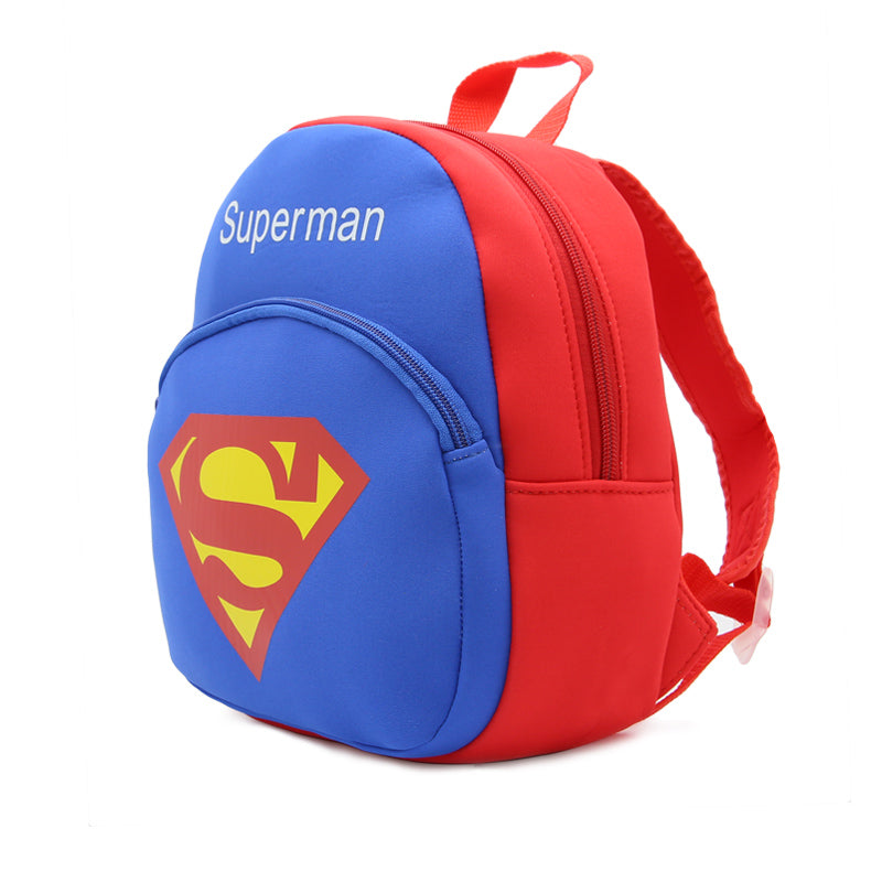 Superman School Bag