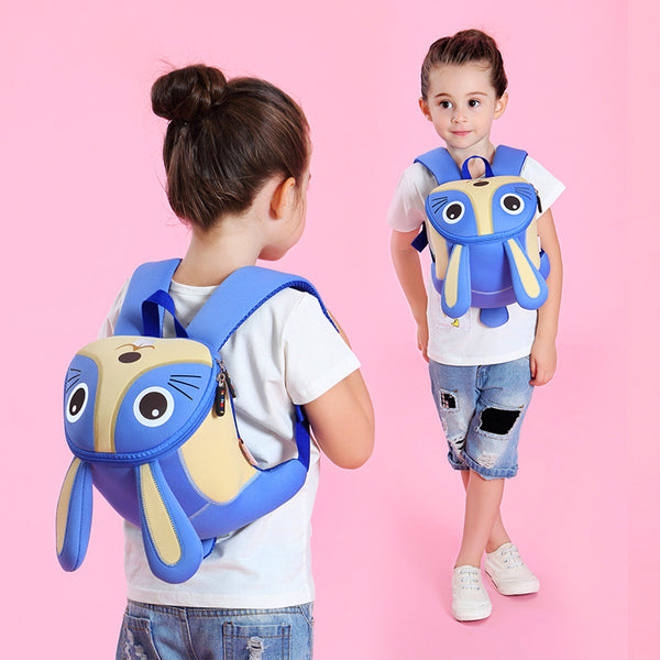 Rabbit Waterproof School Bag